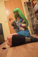 Poor school girl in tape trouble 3 by Natsuko-Hiragi