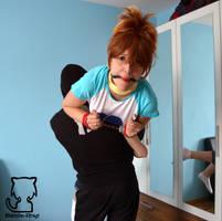 Rika gets spanked 1 by Natsuko-Hiragi