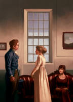 Mr. Bingley and Jane by giorgiobaroni