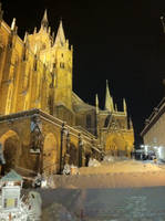 Erfurt Cathedral by Lassic