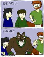 Wherewolf? by timsplosion