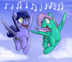 Flying Sing-Song by timsplosion