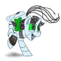 Robopone by timsplosion