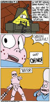 Bill's Most Loyal Henchman by timsplosion