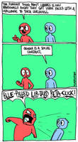 Challenged Worldview by timsplosion