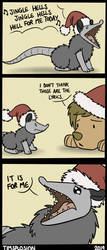 Merry Crisis To Me by timsplosion