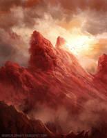 Mountain by JoshCalloway