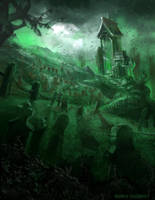 Graveyard by JoshCalloway