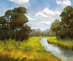 Landscape 1 by JoshCalloway