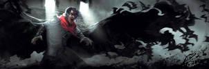 Dracula Untold by JoshCalloway