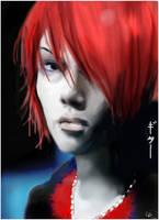 Red Devil by orankutanki