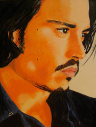 Johnny D work in progress by chantellybell