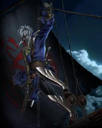 Dark Sail by Cyzra