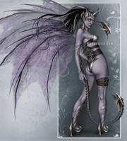 Character Design No.14 by Cyzra
