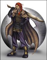 Character Design No.34 by Cyzra