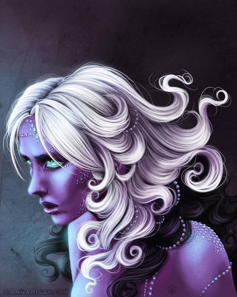 Deva : Dragoness by Cyzra