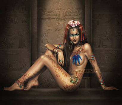 Egypt's Secret Jewel by Cyzra