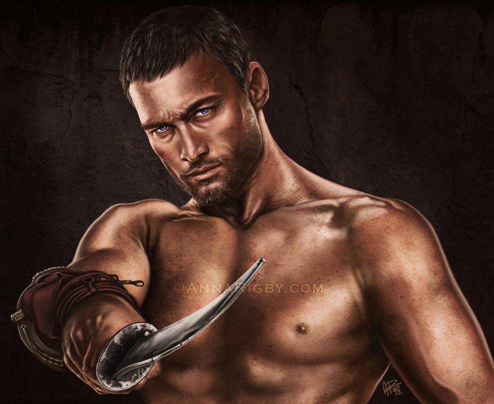 Spartacus by Cyzra