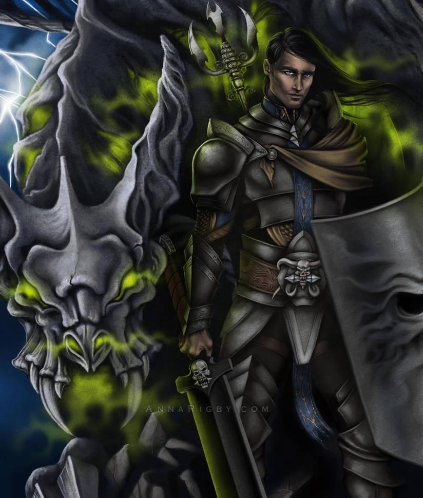 Narm and Drake by Cyzra