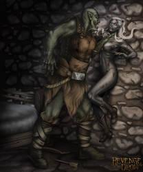 Felyn and Firag by Cyzra