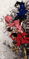 Samurai Champloo Poster by Cyzra