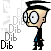 Pixel Dib by InvaderMax