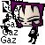 Pixel Gaz by InvaderMax