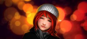 Smile by hikaruga