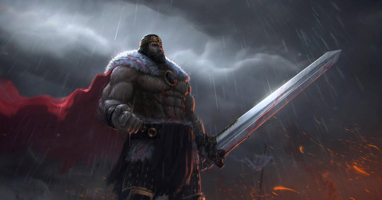 King by hikaruga