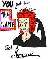 Axel- THE GAME by Draca-Khfan