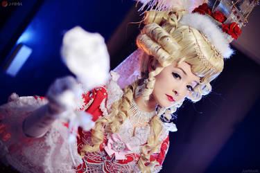Marie-Antoinette by Sparkleman