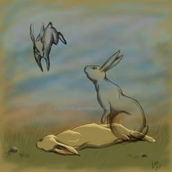Watership Down by LinaDolz
