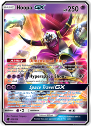 Hoopa GX (RA) by PokemonOmegaandAlpha