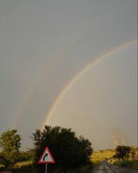 Double Rainbow by ItBazooka