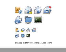 service-discovery-applet tango by klepas
