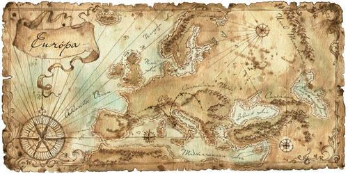 Zartana - Map by FrancescaBaerald