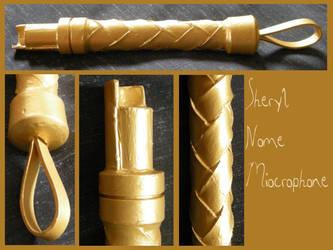 MACROSS FRONTIER - Microphone by AridelaAriadne