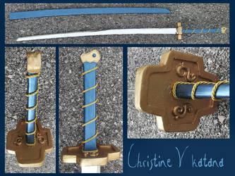 FIVE STAR STORIES - Christine V. Katana by AridelaAriadne
