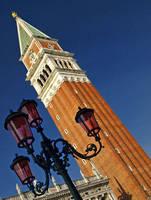 Venice - Campanile by AgiVega