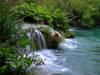 One more Plitvice Pic... by AgiVega
