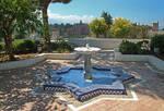 Fountain With Star-Basin - Granada by AgiVega