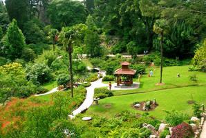 Ireland - Japanese Garden by AgiVega
