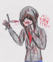 Creepypasta OC - Silent Sam by ZombieRay10