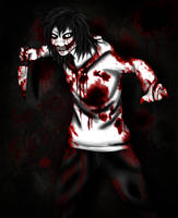 Jeff The killer by ZombieRay10