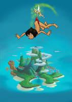 Mowgli-tink2 by smbunn