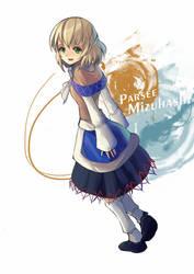 art trade : parsee mizuhashi by patamy