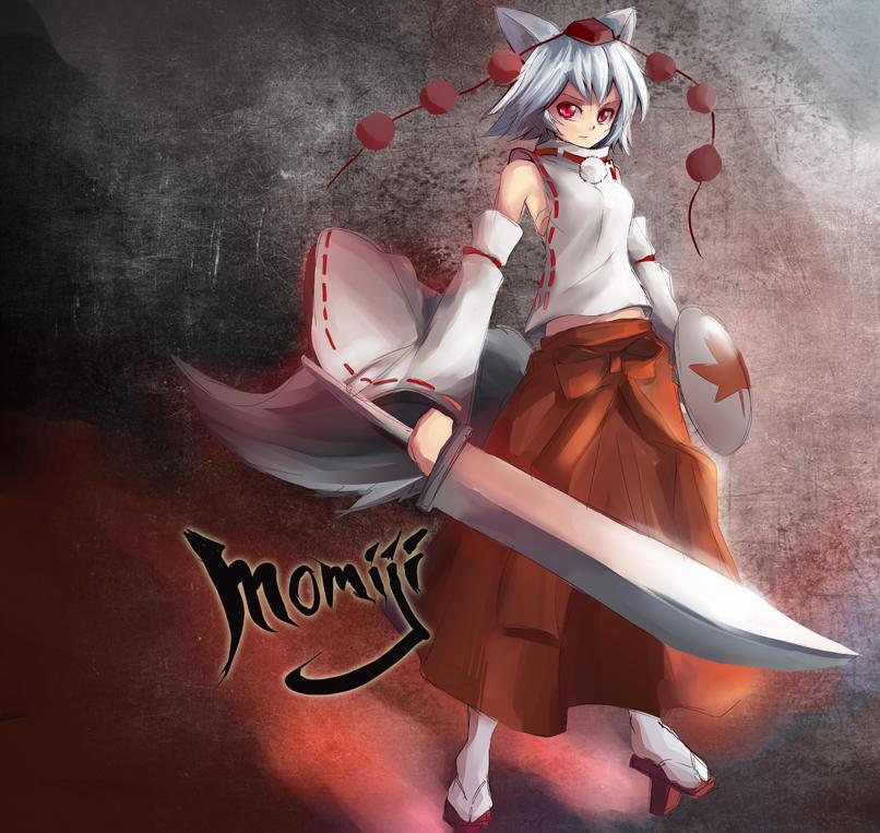 Touhou : Momiji Inubashiri by patamy