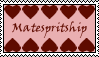 Matespritship Stamp by MisbegottenMisfit