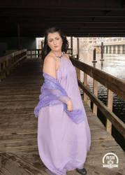 ASOIAF: The Lady Ashara Dayne by chloeandthehawk