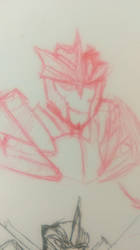 TFP-knockout sketch by mapleBOOM